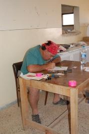 0609 John at work